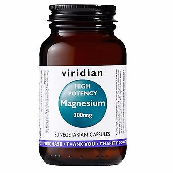 Viridian High Potency Magnesium 30 veg caps