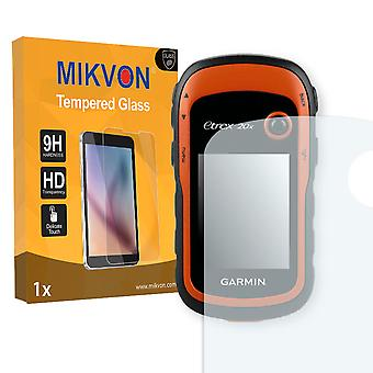 Garmin eTrex 20x Screen Protector - Mikvon flexible Tempered Glass 9H (Retail Package with accessories)