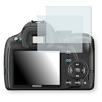 Pentax K-50 screen protector - Golebo crystal clear protection film
