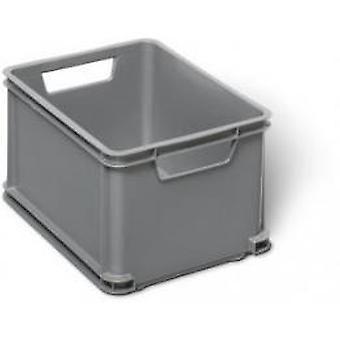 CURVER Unibox L Silber 43, 5x35x23cm