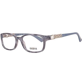 Guess glasses ladies blue