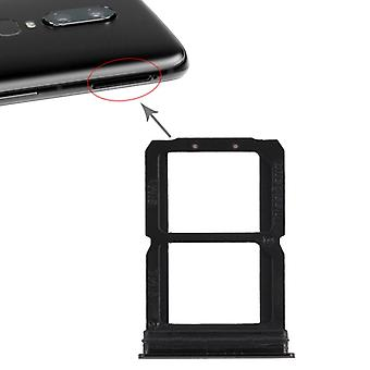 Simcards Halter SIM card tray for OnePlus six SIM sled accessories spare parts black new