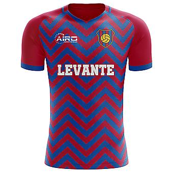 2018-2019 Levante Home Concept Football Shirt