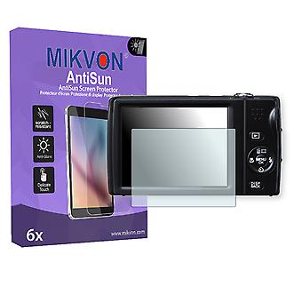 Fujifilm FinePix T510 Screen Protector - Mikvon AntiSun (Retail Package with accessories)