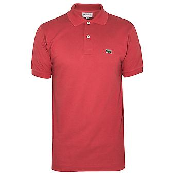 Lacoste Lacoste Classic Sirop Pink Polo Shirt