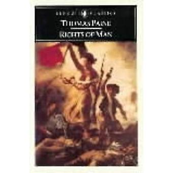 The Rights of Man by Thomas Paine - Eric Foner - Henry Collins - 9780