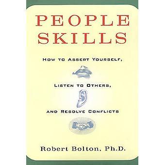 Sozialkompetenz - wie Sie sich behaupten - anderen - zuhören und Resolv