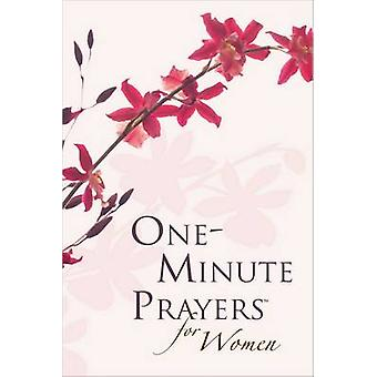 One-Minute Prayers for Women (Gift edition) by Hope Lyda - 9780736920