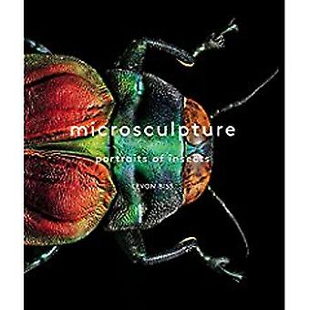 Microsculpture - Portraits of Insects by Levon Biss - 9781419726958 Bo