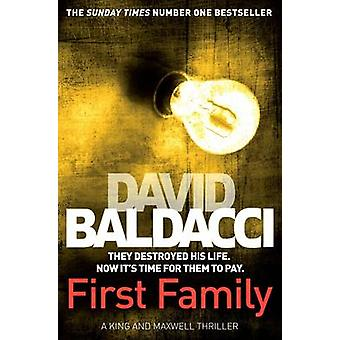 First Family (New Edition) by David Baldacci - 9781447248460 Book