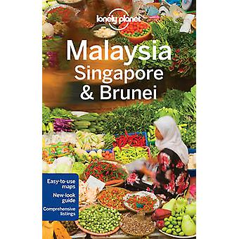 Lonely Planet Malaysia - Singapore & Brunei (13th Revised edition) by