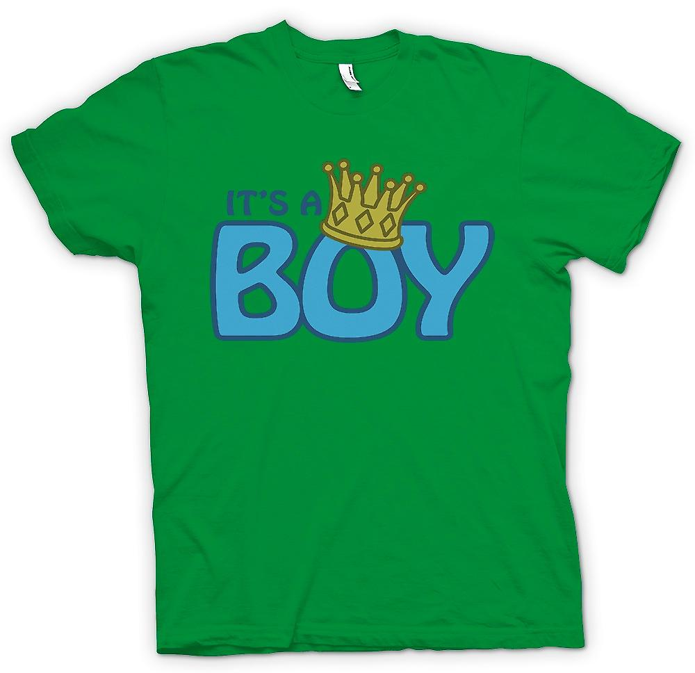 Mens t-shirt - esso s un Boy - Prince George - Royal Family