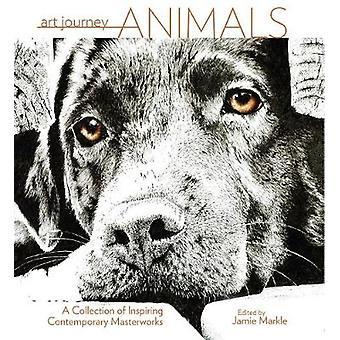 Konst resa djur och djurliv av Jamie Markle - 9781440349348 bok