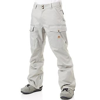 DC Neutral Grey Code Snowboarding Pants