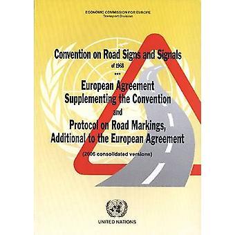 Convention sur la signalisation routière de 1968 - accord européen Supp