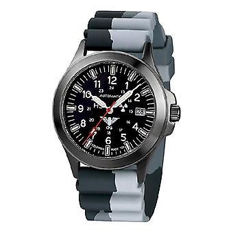 KHS watches mens watch black platoon automatic KHS. BPA. DC1