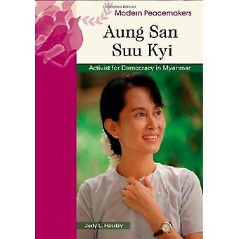 Aung San Suu Kyi (moderne Friedensstifter)