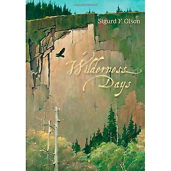 Wilderness Days (Fesler-Lampert Minnesota Heritage Book)