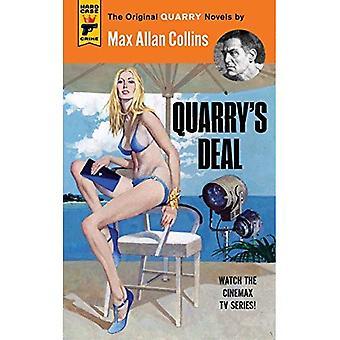 Quarrys Deal (Hard Case misdaad)