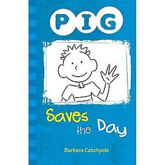 PIG Saves the Day: Set 1