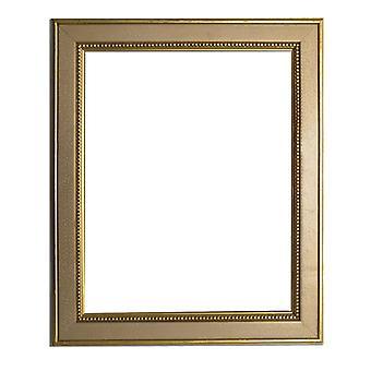金の 10 x 15 cm または 4 x 6 インチのフォト フレーム