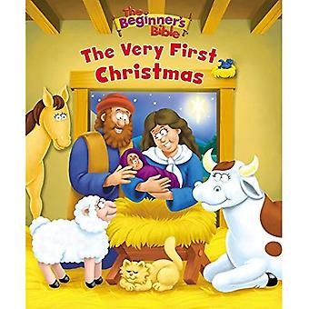 The Beginner's Bible The Very First Christmas (The Beginner's Bible)