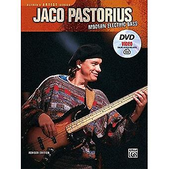 Jaco Pastorius -- Modern Electric Bass: Book, DVD &� Online Video (Alfred's Artist)