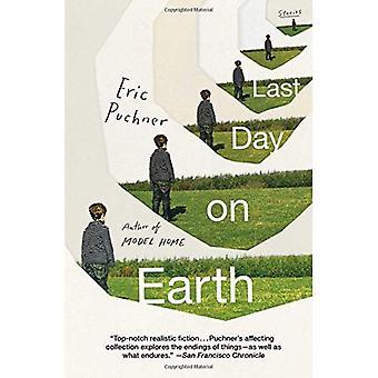 Dernier jour sur terre: histoires