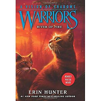 Warriors : Une Vision des ombres #5 : River of Fire (Warriors : une Vision des ombres)