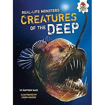 Creatures of the Deep (Real-Life Monsters)