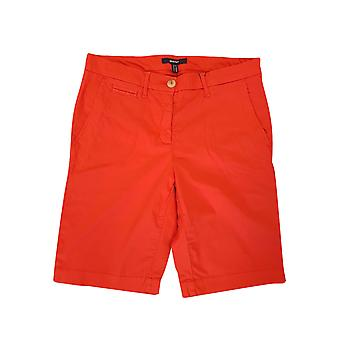 GANT Womens Classic Coin Pocket Shorts  - Red
