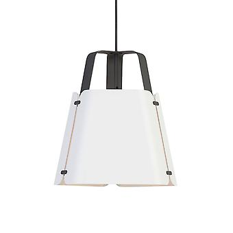 Belid - Wrap LED Pendant Light Anthracite White Structure Finish 1434210