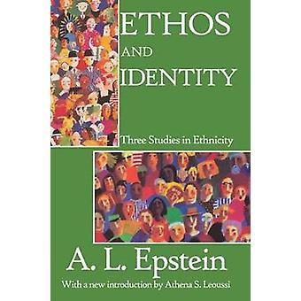 روح وهوية ثلاث دراسات في العرق قبل ابشتاين & أ. ل.