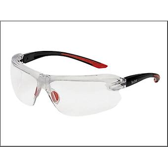 Bollé Safety Iri-S Safety Glasses Clear Bifocal Reading Area +2.5