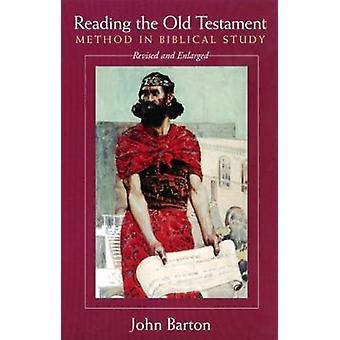 Läsa gamla testamentet av Barton