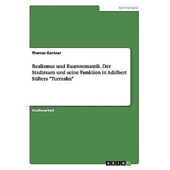 Realismus und Raumsemantik. Der Stadtraum und seine Funktion in Adalbert Stifters Turmalin da Thomas & Gantner