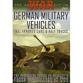 German Mititary Vehicles [DVD] USA import