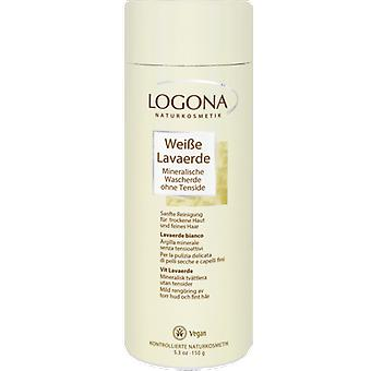 Logona White powder wash 150 gr (Cosmetics , Face , Facial cleansers)