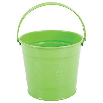 Bigjigs Toys Children's Green Bucket Garden Gardening Outdoor Water