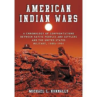American Indian Wars - une chronologie des affrontements entre autochtones P