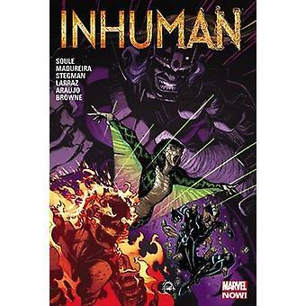 Inhuman by Ryan Stegman - Joe Madureira - Charles Soule - 97807851955
