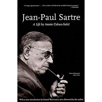 Jean-Paul Sartre - A Life by Annie Cohen-Solal - Anna Cancogni - 97815
