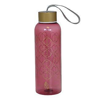 Beau and Elliot Drinks Bottle with Strap, Orchid