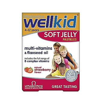 Vitabiotics Wellkid Soft Jelly Pastilles
