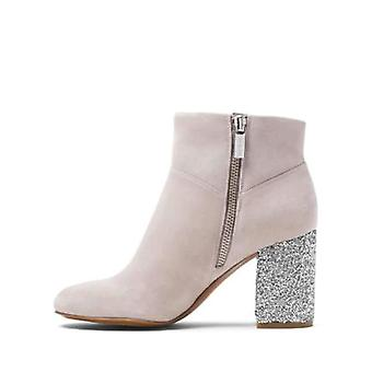 Michael Kors Womens Cher ankle Closed Toe Ankle Fashion Boots