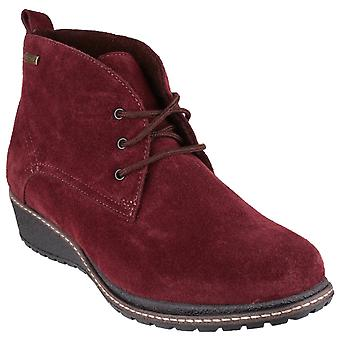Cotswold Womens Prinknash Suede Ankle Boot