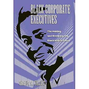 Black Corporate Executives: The Making and Breaking of a Black Middle Class / Edition 1
