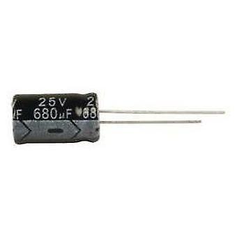 Fixapart elektrolytkondensatorer med aluminiumplade (DIY, elektricitet)