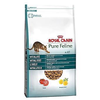 Royal Canin Pure Feline No3 Lively Cat Food