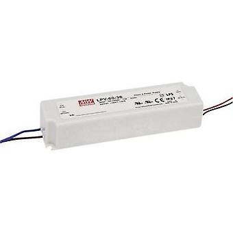 Mean WellLED driverLED-switching power supply LPV-60-24